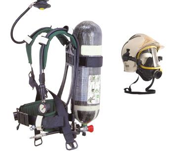 Appareil respiratoire isolant ARI