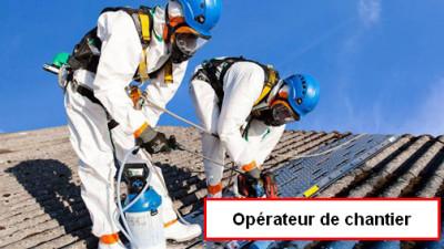 Ss-S 3 : Dépose d'amiante pour opérateur de chantier