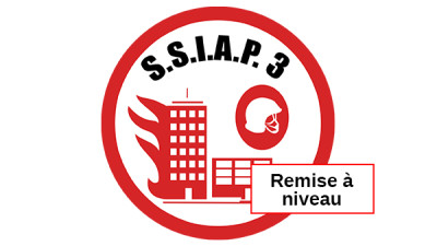 Remise à niveau Chef de service sécurité incendie –SSIAP 3