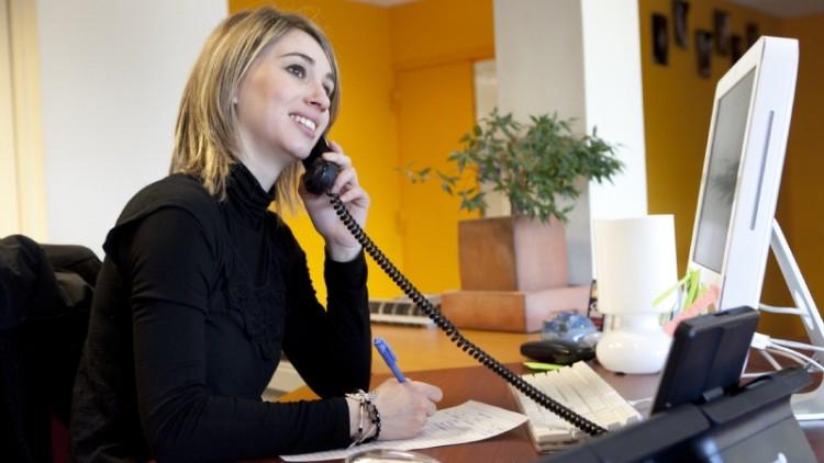 Accueil téléphonique et physique