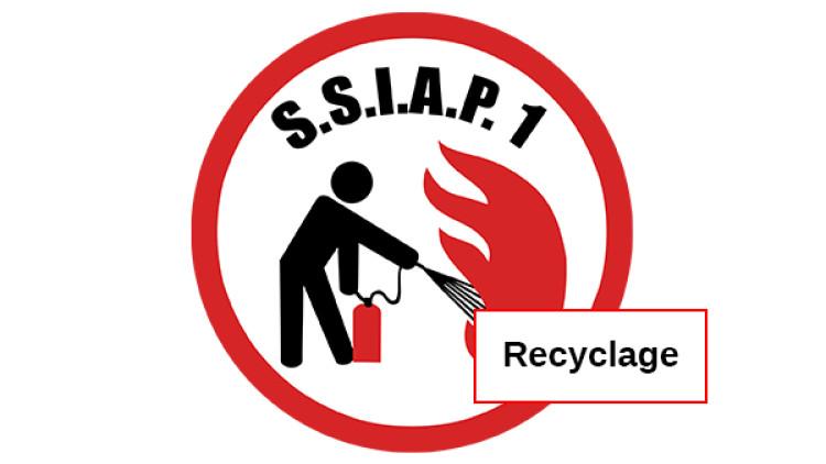 Recyclage Agent de sécurité incendie-SSIAP 1