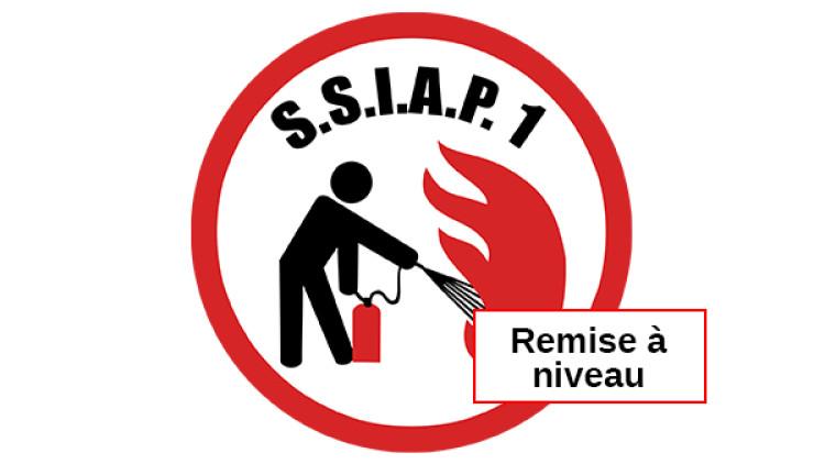 Remise à niveau Agent de sécurité incendie-SSIAP 1