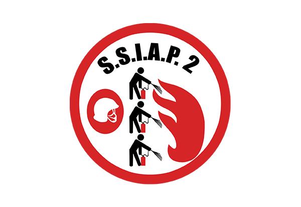 Chef d'équipe de service de sécurité incendie SSIAP 2