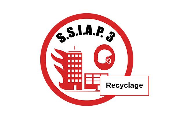 Recyclage Chef de service sécurité incendie –SSIAP 3
